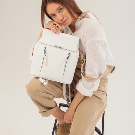 Рюкзак LINDA ST, белый