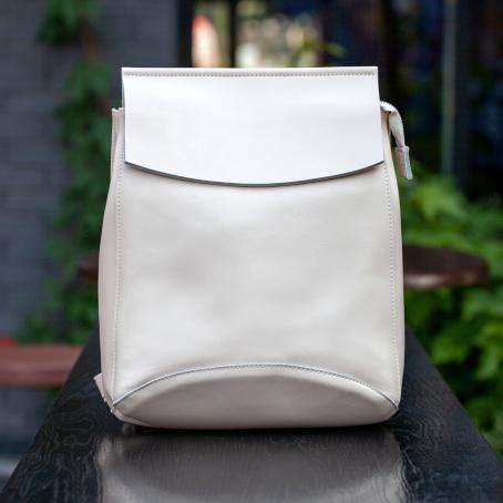 Рюкзак SATCHEL, молочный