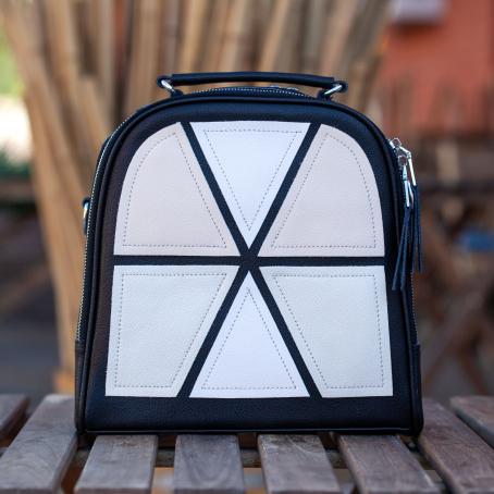 Рюкзак Cantry, черный-белый