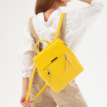 Рюкзак LINDA ST, желтый