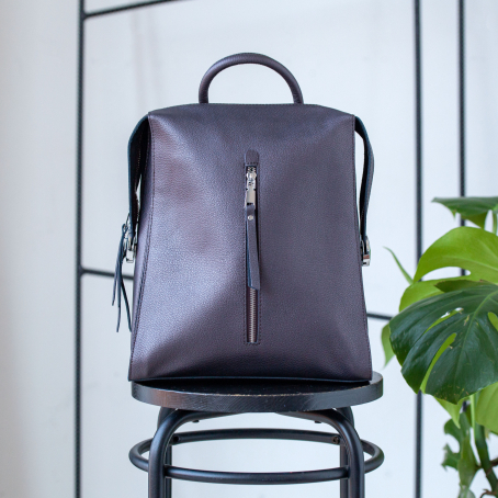 Рюкзак LAVI zip, кофе