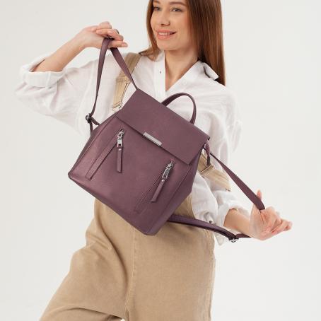 Рюкзак LINDA ST, сливовый