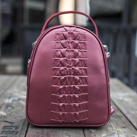 Рюкзак-сумка DIANA, винный