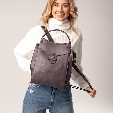 Рюкзак AMORE, коричневый