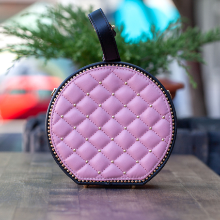 Сумка BUNNY, розовый
