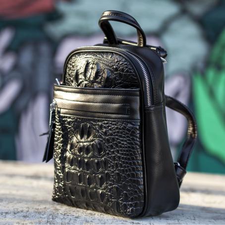 Рюкзак CLAPS, черный