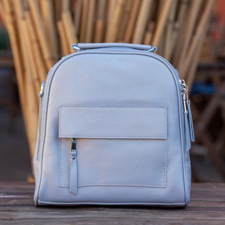 Рюкзак BETTY-II, серый перламутр