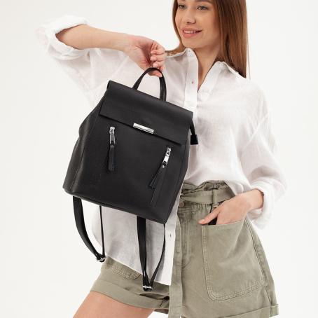 Рюкзак LINDA ST, черный