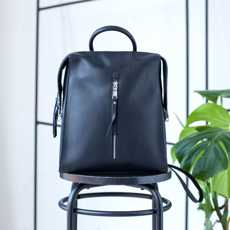 Рюкзак LAVI zip, черный